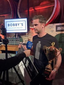 Bobby's global cocktail competition